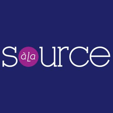 Logo a la source 1